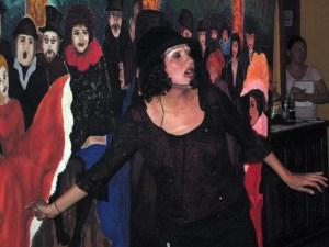 Estreno de Comedia Musical sobre la Vida de Edith Piaf
