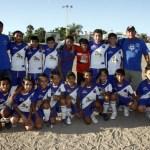 Gallitos-Máquina por el Campeonato Infantil
