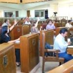 Por mayoría de votos, los diputados aprobaron ayer las resformas a la Ley Electoral.