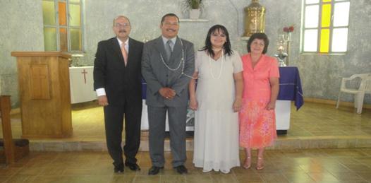 Contraen nupcias Eduardo Cota y Carol Martínez