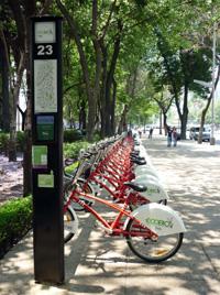 EcoBicis: Bicicletas en la ciudad
