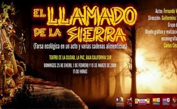 El Llamado de la Sierra, próximo domingo
