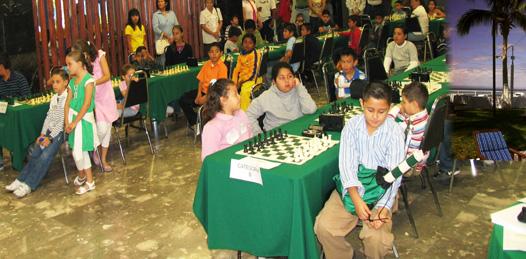 Convocan a los ajedrecistas de primaria