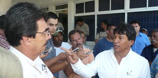Quedó resuelto el conflicto entre los piperos y CONAGUA