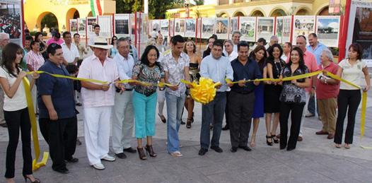 Inauguran Expo Fotográfica Bellezas de BCS