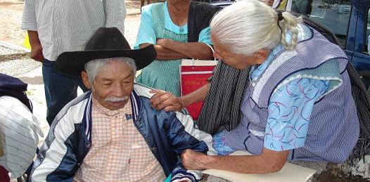 70 y más, un beneficio para adultos mayores