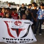 """Traviesos está en las semifinales de la liga de futbol infantil """"Guillermo Orozco""""."""
