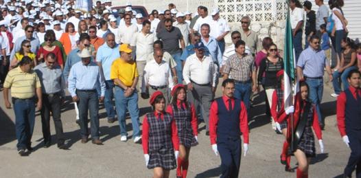 Conmemoran el CXXIV Aniversario de los Mártires de Chicago