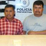 Juan Carlos Hernández Pascual y Sixto Angel López.