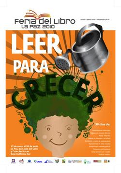 Dará inicio Feria del Libro La Paz 2010