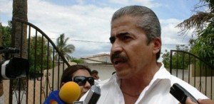 Jesús Flores Romero, presidente municipal del PRI, en Los Cabos.