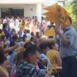 Luis Armando Díaz, actual secretario general de gobierno del estado, tomó protesta a quienes ahora son los integrantes de dicha asociación, haciéndolos prometer una serie de valores que tendrán que cumplir en el ejercicio de sus funciones dentro de la organización.