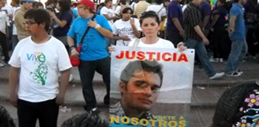 Las familias somos víctimas: Daniel Hernández