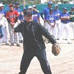 """Para este fin de semana la Liga de Beisbol de La Amistad programa su Juego de Estrellas, y el reconocimiento a Oscar """"Cepillo"""" Camacho."""