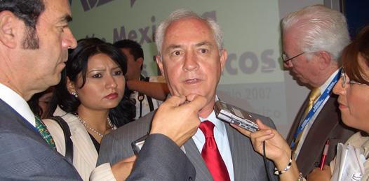 Se entretiene el PAN de Zamora y Jiménez en atacar a Luis Coppola
