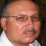 Ing. Celso Castro Sánchez, director local de Conagua.