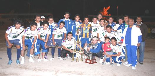 Camulocopa, campeón de la «Martín Mendoza»