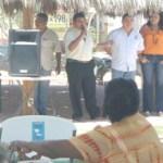 .- Continúan empresarios locales apoyando a la Asociación Magnifica Obsesión quien tiene a su cargo la Casa de Día, donde acuden dos veces por semana más de 130 adultos mayores (Lupita Gómez)