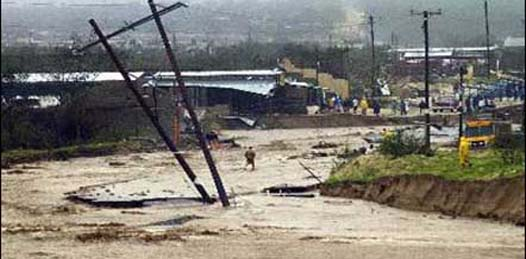 Integración proyectos técnicos para aprovechar las aguas de huracanes