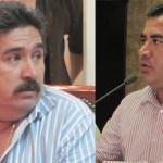 Al momento de llegar al noveno punto se presentó la propuesta del alcalde para el nombramiento de nuevos funcionarios, que inició con la remoción del secretario general, Juan Garibaldo Romero Aguilar.