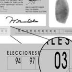 Las credenciales de elector, con terminación 03 pierden su vigencia a partir de octubre próximo, por lo que los 42 mil ciudadanos del estado que las tienen con este año deben cambiarlas para poder votar en los comicios del año entrante, dijo el titular del RFE, Raúl Zúñiga.