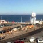 """Se iniciará con obras en """"bardas, pintura y jardinería a fin de que esa imagen que presenta hoy la planta de Punta Prieta pueda mejorar""""."""