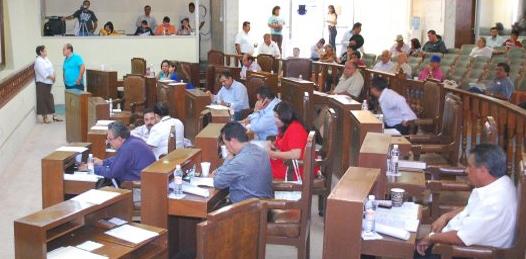 Proponen Ley de Imagen Institucional para el Poder Ejecutivo