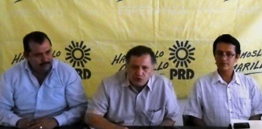 Ya hay en el PRD enviado del CEN para vigilar a futuros candidatos