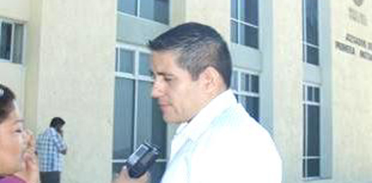 Acude voluntariamente a declarar ante MP el Director de Ingresos