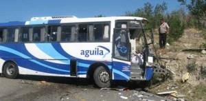 Los inconformes dijeron que la Secretaría de Comunicaciones y Trasportes, no ha obligado a la empresa a cumplir con la normatividad respectiva para brindar mayor seguridad a los usuarios de este servicio de transporte.