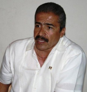 Jesús Flores Romero, presidente del PRI en Los Cabos.