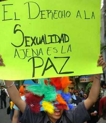 Reclama comunidad lésbico-gay mayor atención de autoridades