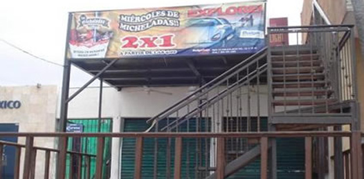 Realizarán inspección judicial en el antiguo bar Las Micheladas