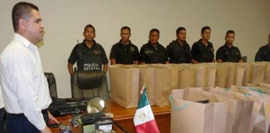 Denuncian desvío de recursos en la Secretaría de Seguridad Pública
