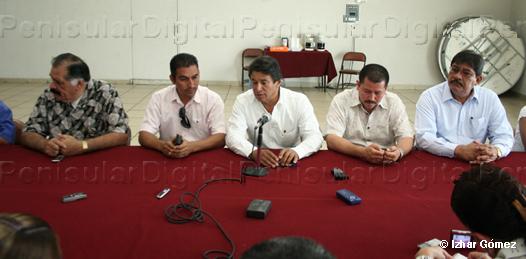 Politizan emplazamiento a huelga de transportistas mineros: Amadeo Murillo