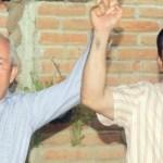 Leonel Cota Montaño y Óscar René Núñez, cerraron filas ayer en contra de una elección amañada que está preparando Narciso Agúndez y compañía.