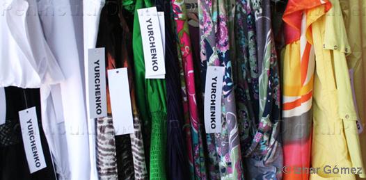 Yurchenko, un referente de moda en La Paz