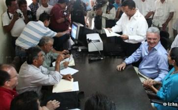 """Marcos Covarrubias, """"obligado a buscar una reconciliación social"""""""