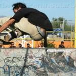 El concurso se realizó en el parque de patinetas comunitario de El Mezquitito, para entregar los premios se evaluaron la velocidad, altura y pericia de los concursantes, talentos locales del skate quienes dieron lo mejor de sí para ganar.