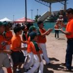 Este miércoles a partir de las 9 de la mañana se pone en marcha el VI Torneo de Béisbol Interclubes categoría pre-junior.