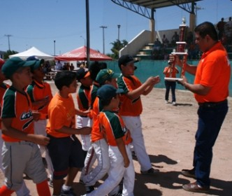 Arranca el Inter-clubes Pre-Junior de Béisbol