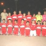 Atlético Gallitos que dirigen Erika y Víctor Luna, siguen avanzando en la Copa Zorros Internacional que se realiza en el estado de Jalisco.