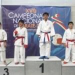 Selecto grupo de karatecas se alistan para el clasificatorio hacia el Panamericano Juvenil que este año tendrá lugar en Canadá.