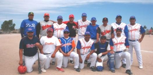 Numeritos de la Liga Permanente de Béisbol