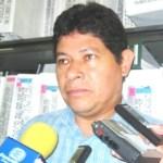 El director de Obras Públicas comentó que dada la poca recaudación, habrá una reducción en la obra pública por lo que se elegirán las de mayor prioridad (Lupita Gómez)