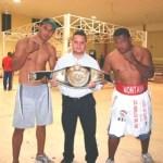 La Asociación Unica de Boxeadores y Luchadores de Sudcalifornia que preside el Lic. Juan Manuel Yuen Chacón, declara todo listo para la magna función de este viernes en la cancha Manuel Gómez Jiménez.