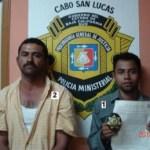 Marco Antonio Hernández Avilés y Jairo Josué Valdez Lutin,