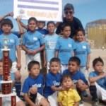 Uruguay se proclamó campeón del Mundialito Infantil de Futbol, Alemania se queda con el segundo lugar y Grecia en tercero.