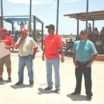Esperando resulte un éxito el estatal de beisbol primera fuerza, se suman las ligas a la organización del evento que se programa para los días del 2 al 5 de septiembre.