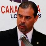Licenciado Roberto Chávez López, presidente de Canacintra Los Cabos.